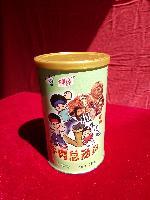 手功纯牛肉粒铁罐装130克/罐质优价廉包物流