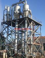 劲森供应单效强制循环式蒸发器
