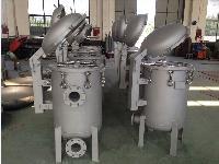 优质供应 不锈钢袋式过滤器RL-DL4P2S 精密过滤器 过滤设备专家