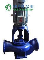 ISGB型便拆立式管道离心泵 便拆式管道离心泵