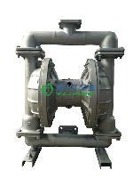 隔膜泵厂家QBY型不锈钢气动隔膜泵