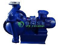 隔膜泵产家:DBY型不锈钢防爆电动隔膜泵