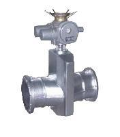 GJ941X-6铸铁气动管夹阀