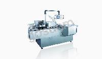 多功能卧式自动热熔胶装盒机