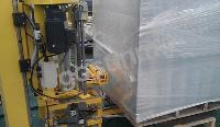 全自动悬臂在线式缠绕包装机