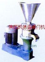 立式胶体磨  水粉混合泵