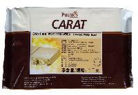 凯格块状代可可脂白巧克力 烘焙用白巧克力