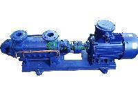 多级泵厂家:D型防爆卧式多级泵