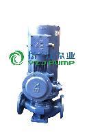 管道泵厂家:ISG型防爆立式管道泵|立式单级离心泵