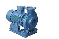 管道泵厂家:ISWB型卧式单级防爆管道离心泵