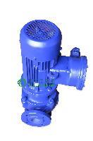 管道泵厂家:IGF型防爆衬氟管道泵