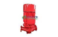 消防泵厂家:XBD-L型单级单吸消防泵