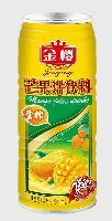 金樱新品!960ml生榨芒果汁