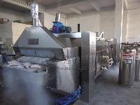 海鲜速冻隧道-德捷力隧道式海鲜速冻机