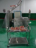 30KW槽式冷冻食品加工设备
