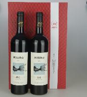 迷岭·游鲲野生蓝莓红酒750ml
