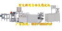 河南南阳全自动豆腐皮机械