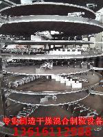 焦磷酸钠连续盘式干燥器
