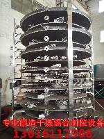 促进剂PZ连续盘式干燥器