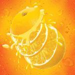 天然甜橙香精