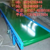 PVC皮带衣服输送线 铝型材机架输送机