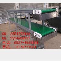 食品工业皮带输送机 上料装卸输送机