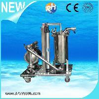 厂家直销 高粘度流体精密过滤器,胶水过滤器