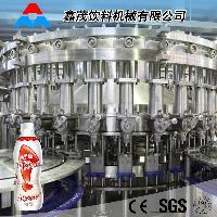 厂家供应全(半)自动花生奶灌装生产线