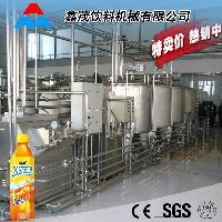 饮料灌装生产线 果汁饮料灌装机械