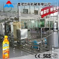 凉茶饮料灌装设备,饮料热灌装生产线