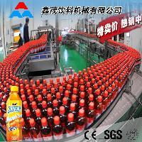 小型果汁生产线果茶饮料灌装机械