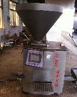 厂家直各种型号灌肠机,全自动气动液压真空定量扭结