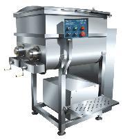 厂家直销饺子馅拌馅机真空拌肉馅机,不锈钢材质正反自由控制