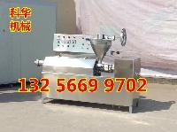 河南自动切丝牛排豆皮机设备 多功能牛排豆皮机器
