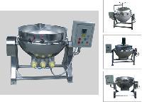 搅拌式电加热夹层锅