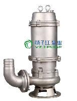 潜水泵:WQ型不锈钢无堵塞污水泵