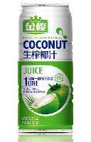 金樱生榨椰子汁960ml罐装