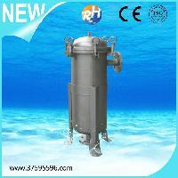 供应 化工液体滤袋式过滤器 聚氨酯树脂不锈钢袋式过滤器