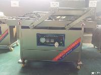 供应山东小康牌DZ-500/2SD型双室半自动真空包装机