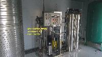 山东川一优质2T/H单级反渗透纯净水设备