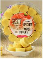 台湾进口茶点零食四季之恋荔枝小口酥小凤酥一口酥500g