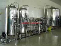 上海RO反渗透水处理设备,纯净水生产线