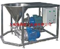 劲森机械供应WPL-180在线配料乳化机