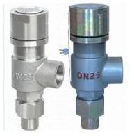 A21W、A21H弹簧微启式外螺纹安全阀
