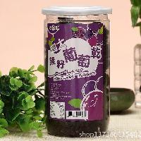 台湾休闲零食四季之恋超大无籽葡萄干 400g/罐