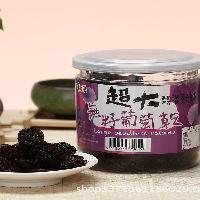 台湾休闲零食四季之恋超大无籽葡萄干 200g/罐