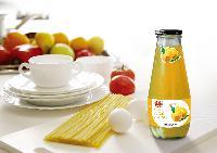 恬润780ml玻璃瓶芒果汁饮料