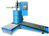 200L防爆液面上称重灌装机 50加仑灌装机