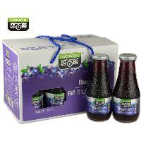 蓝百蓓有机蓝莓鲜榨清汁饮料300ml