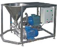 上海劲森轻工食品机械公司在线配料乳化机